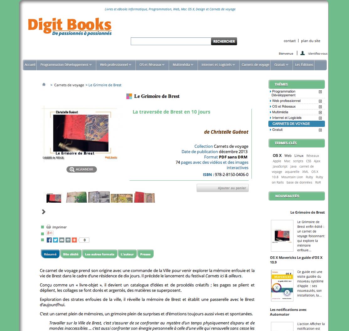 Site web Livres en téléchargement