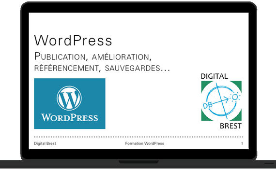 Formations à WordPress