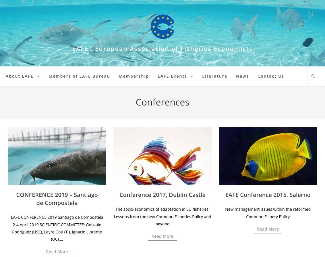 Conferences – EAFE
