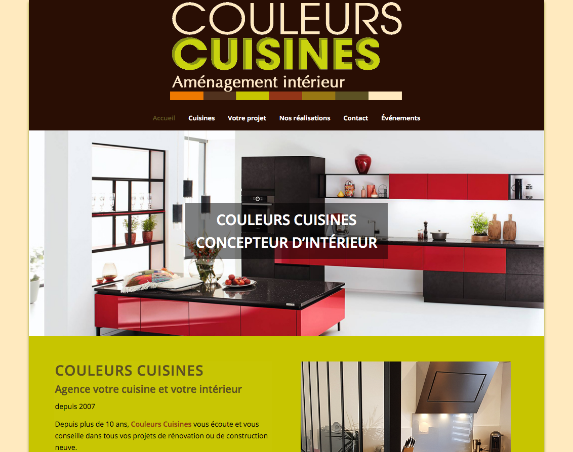 Couleurs Cuisines aménagement intérieur et cuisiniste à Brest