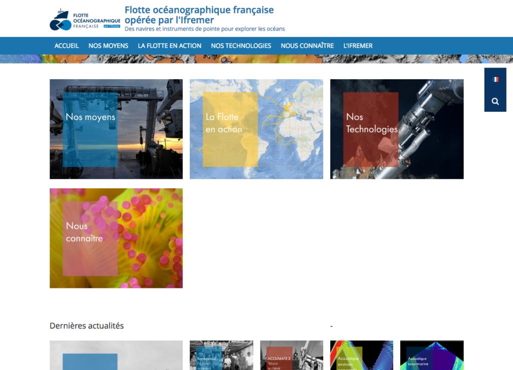 Site web de la FOF