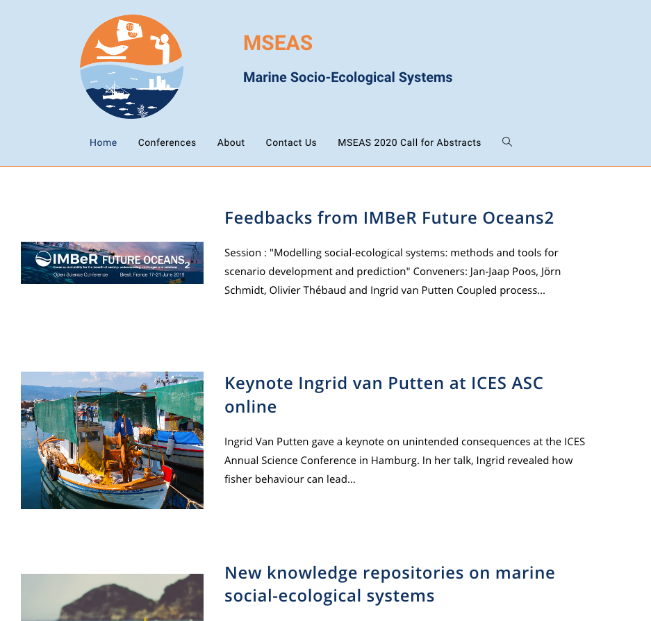 Welcome MSEAS