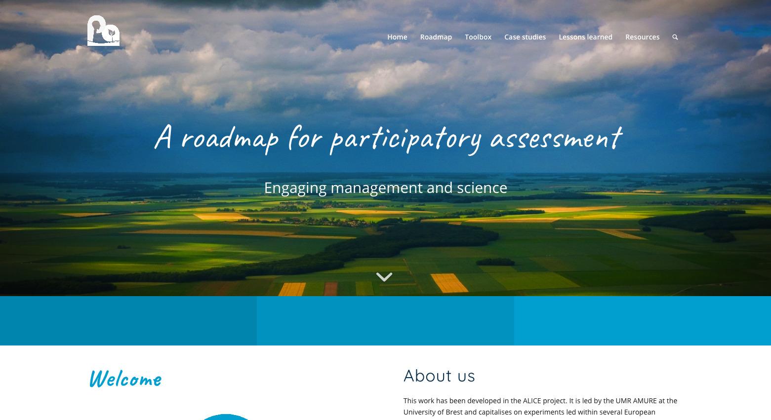 creation site web de recherche